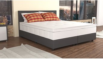 boxspringbett 140x200 cm online vergleichen und kaufen. Black Bedroom Furniture Sets. Home Design Ideas